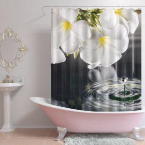 Фотошторы для ванной